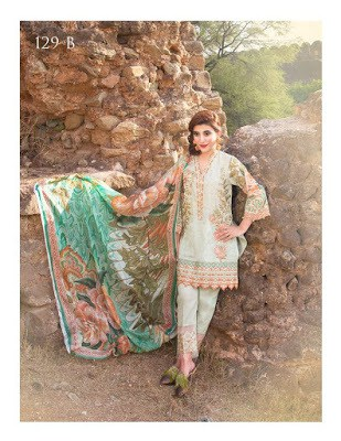 New summer lawn prints Collection 2018 in pakistan