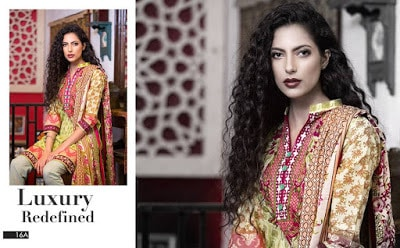 New summer printed lawn Collection 2018 by Z.S Textiles