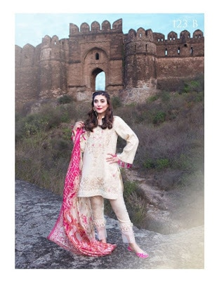 Pakistani summer lawn prints dresses Collection 2018