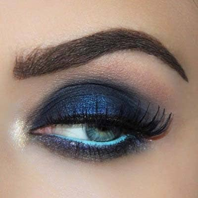 Natural eye makeup ideas for brown eyes