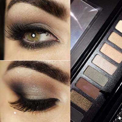 how to apply natural eyeshadow tips