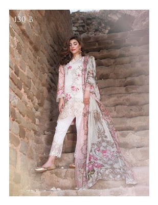 Rang Rasiya's premium lawn summer collection