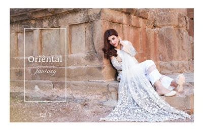 Rang Rasiya latest summer lawn Collection 2018