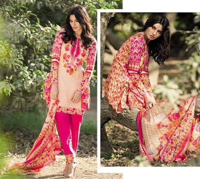 Shariq Textiles Libas Collection - New Embroidered Summer Suits for Women