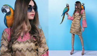 Summer lawn dresses design ready to wear