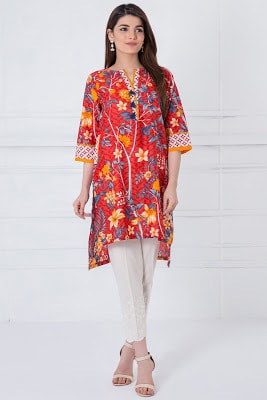 Turkish kurta Designs 2018 best Khaadi collection