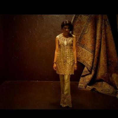 Umsha by Uzmah Babar new Bridal Dresses Collection 2018 For Wedding