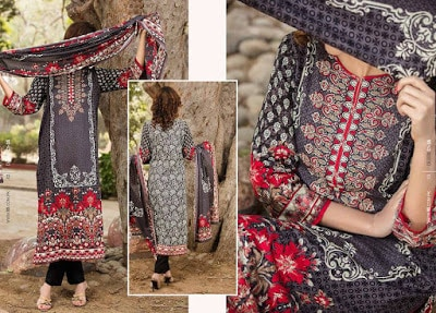VS textile summer Dresses 2018 for women collection