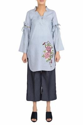 Valentine's Day 2018 Kurta Dresses by Sapphire
