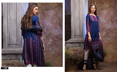 Z.S Textile new summer lawn printed collection