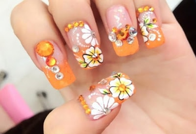 simple and cute nail art designs 2018 with pictures for
