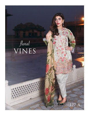 latest summer lawn prints collection in pakistan