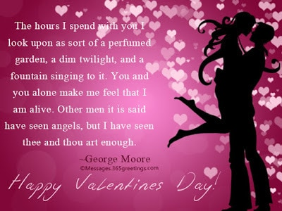 lovely romantic valentines day quotes for wife