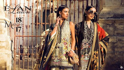 Elan-summer-lawn-prints-dresses-2017-collection-for-girls-1