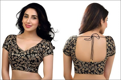 Saree Blouse Patterns Back And Front Top Blouse Designs Best Stunning Latest Saree Blouse Neck Designs Blouses Discover The Latest Best Selling Shop Women S Shirts High Quality Blouses
