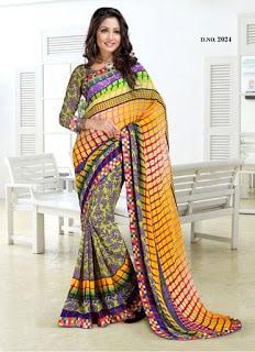 Indian-stylish-crepe-lehenga-silk-sarees-to-keep-you-fashionable-12