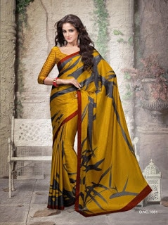 Indian-stylish-crepe-lehenga-silk-sarees-to-keep-you-fashionable-6