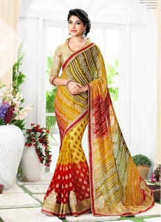 Indian-stylish-crepe-lehenga-silk-sarees-to-keep-you-fashionable-8