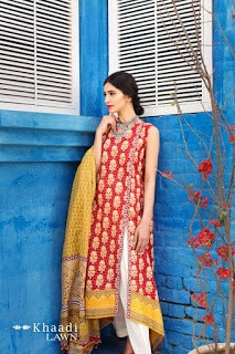 Khaadi-lawn-summer-dresses-collections-2017-for-women-10