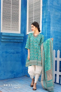 Khaadi-lawn-summer-dresses-collections-2017-for-women-3