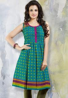 Latest-summer-cotton-kurti-styles-2017-for-women-designs-5