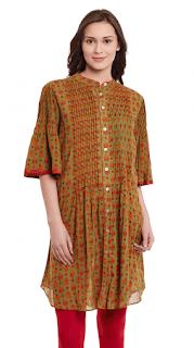 Latest-summer-cotton-kurti-styles-2017-for-women-designs-7