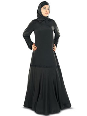 Latest abaya Designs 2018 saudi arabia
