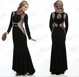 Simple abaya designs in pakistani