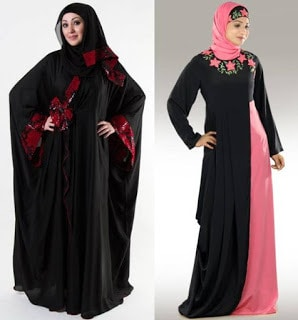 Stunning Abaya Collection 2018 for Pakistani Girls