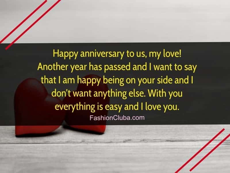 nice marriage anniversary wishes for husband
