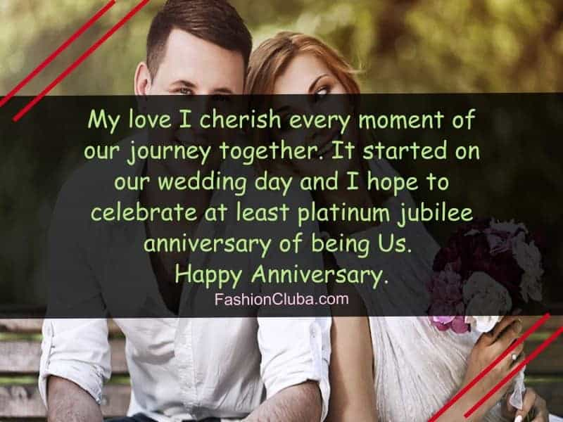 lovely wishes about marriage anniversary for husband
