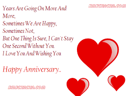 Happy Marriage Anniversary Wishes Quotes For Husband With Images