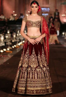 designer wedding dresses for indian brides