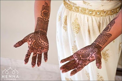 full hand mehndi designs in gujarati
