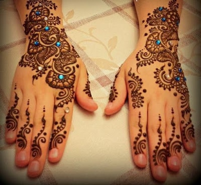 designer eid mehndi designs for hands