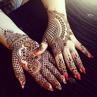eid special mehndi designs hands