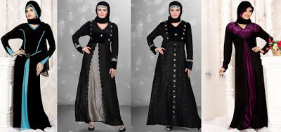 latest abaya Designs 2018