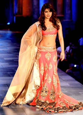 stylish-lehenga-choli-bridal-wear-for-wedding