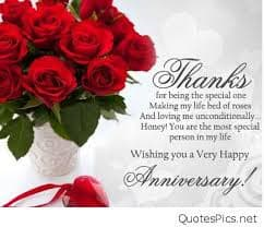 wedding anniversary wishes to my husband