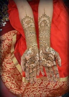 best-indian-bridal-henna-designs-for-hands-with-images-7