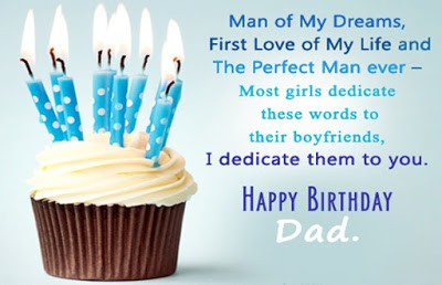 Happy Birthday Wishes For Father From Daughter With Images Fashion Cluba