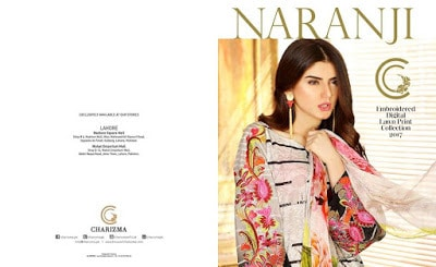 Charizma-naranji-summer-embroidered-lawn-2017-collection-2