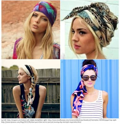 How-to-wear-infinity-scarf-in-summer-that's-look-attractive-15