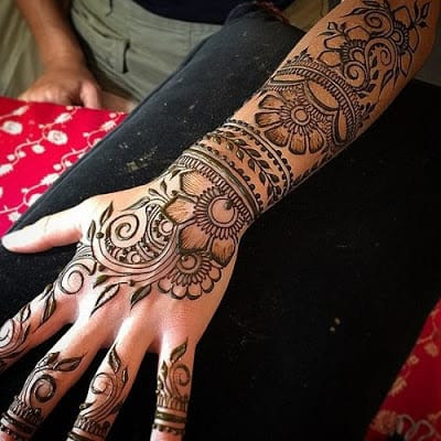 eid mehndi designs easy and simple amazing