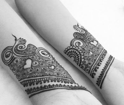 Beautiful Mehndi Designs Images 2018 for Eid