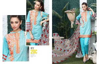Riaz-arts-summer-lawn-dresses-2017-yellow-series-collection-14