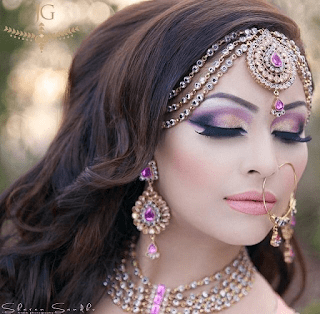 Stylish-indian-bridal-hairstyles-that-looks-perfect-for-wedding-1