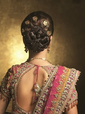 Stylish-indian-bridal-hairstyles-that-perfect-for-wedding-7