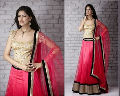 Top-blouse-designs-pattern-for-lehenga-choli-for-woman-20