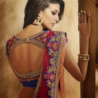 Top-blouse-designs-pattern-for-lehenga-choli-for-woman-19